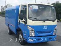 Huguang HG5041XTY sealed garbage container truck
