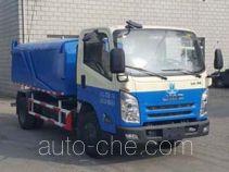Huguang HG5076ZLJ dump garbage truck