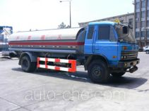 Huguang HG5160GHY chemical liquid tank truck