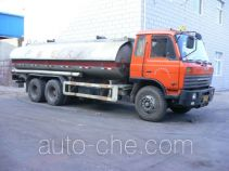 Huguang HG5210GHY chemical liquid tank truck