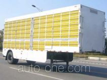 Huguang HG9143CCQ animal transport trailer