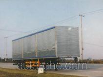 Huguang HG9165XYK wing van trailer