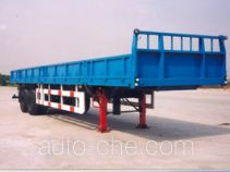 Huguang HG9212ZC side dump trailer