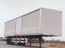Huguang HG9293XYK wing van trailer