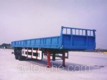 Huguang HG9342Z side dump trailer