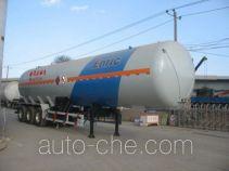 Enric HGJ9401GYQ3 liquefied gas tank trailer