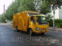 Tielong HGL5070TDY мобильная электростанция на базе автомобиля