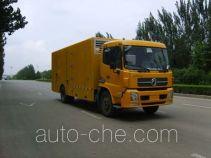 Tielong HGL5120TDY мобильная электростанция на базе автомобиля