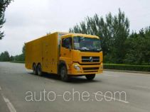 Tielong HGL5200TDY мобильная электростанция на базе автомобиля