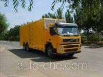 Tielong HGL5240XDY мобильная электростанция на базе автомобиля