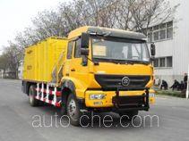 Gaoyuan Shenggong HGY5122TYH pavement maintenance truck