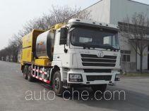 Gaoyuan Shenggong HGY5253TFC synchronous chip sealer truck