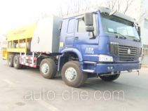 Gaoyuan Shenggong HGY5311TFC slurry seal coating truck