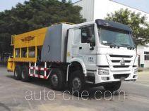 Gaoyuan Shenggong HGY5319TFC slurry seal coating truck