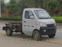 Henghe HHR5021ZXX4CA detachable body garbage truck