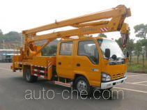 Henghe HHR5070JGK18 aerial work platform truck
