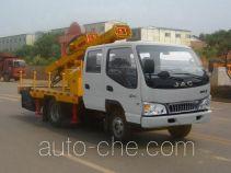Henghe HHR5070TQX4JH guardrail and fence repair truck