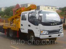 Heron HHR5070TQX4JH guardrail and fence repair truck
