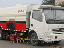 Heron HHR5070TXSHEV hybrid street sweeper truck