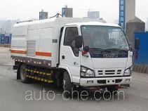 Henghe HHR5071GQX3QL highway guardrail cleaner truck