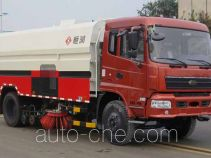 Heron HHR5120TXSBEV electric street sweeper truck