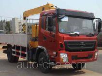 Heron HHR5160JSQ4HQ truck mounted loader crane