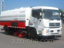 Henghe HHR5160TXS4DF street sweeper truck
