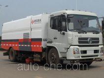 Henghe HHR5161TXS3DF street sweeper truck