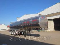 Zhengkang Hongtai HHT9401GRH lubricating oil tank trailer