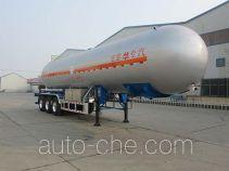 Zhengkang Hongtai HHT9402GYQ liquefied gas tank trailer