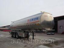 Zhengkang Hongtai HHT9402GYS aluminium liquid food tank trailer