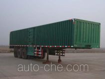 Zhengkang Hongtai HHT9402XTY charcoal transport box body trailer