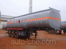 Zhengkang Hongtai HHT9408GHY chemical liquid tank trailer