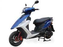 豪江牌HJ100T-18型踏板车