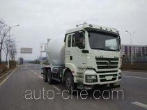 Shantui Chutian HJC5250GJBD3 concrete mixer truck