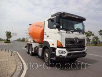 Shantui Chutian HJC5253GJBD2 concrete mixer truck
