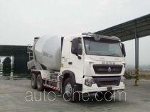楚天牌HJC5258GJB3型混凝土搅拌运输车