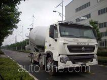 楚天牌HJC5310GJB1型混凝土搅拌运输车