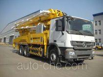 楚天牌HJC5330THB型混凝土泵车