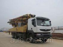 Shantui Chutian HJC5332THB concrete pump truck