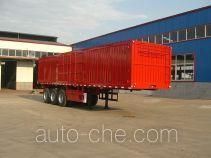 Jinjunwei HJF9370XXY box body van trailer