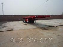 Jinjunwei HJF9401TPB flatbed trailer