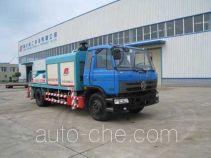 Jinggong Chutian truck mounted concrete pump