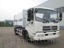Jinggong Chutian HJG5121ZLJ dump garbage truck