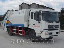 Qierfu HJH5160ZYSDF4 garbage compactor truck