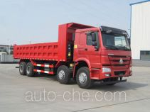 Jiangshan Shenjian HJS3316D8 dump truck