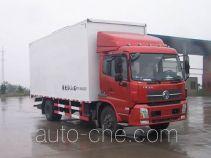 Jiangshan Shenjian HJS5120XYYB box van truck