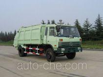 Jiangshan Shenjian HJS5140ZYS garbage compactor truck