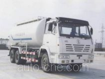Jiangshan Shenjian HJS5250GFL fly ash tank truck