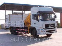 Jiangshan Shenjian HJS5250JSQ truck mounted loader crane